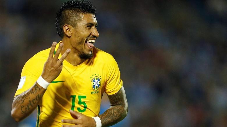 Paulinho Dilarang ke Barca karena Sangat Dibutuhkan Evergrande
