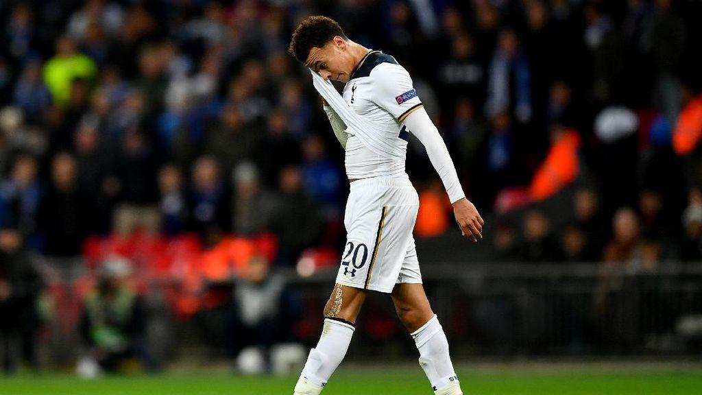 Dele Alli Diskors Tiga Laga, Arsenal dan Bayern Didenda