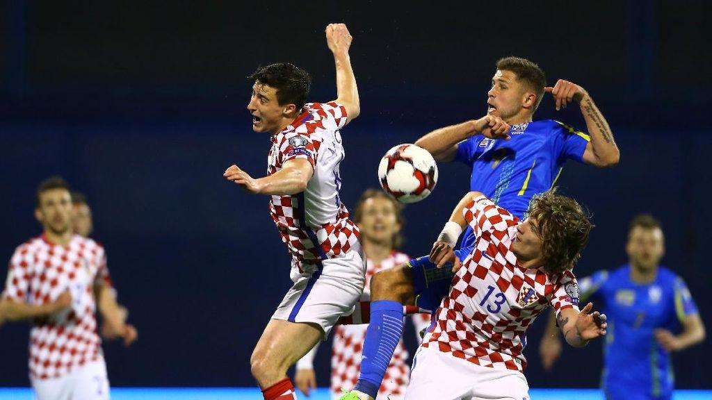 Kroasia Atasi Ukraina, Republik Irlandia Berimbang dengan Wales