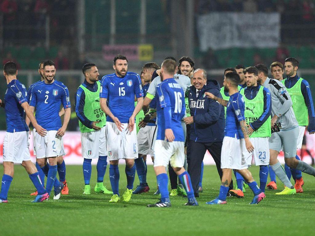 Italia Targetkan Kemenangan di Kandang Spanyol