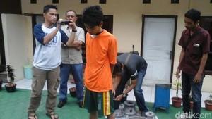 Jambret Seorang Polwan di Jambi, Pecandu Narkoba Ini Ditangkap