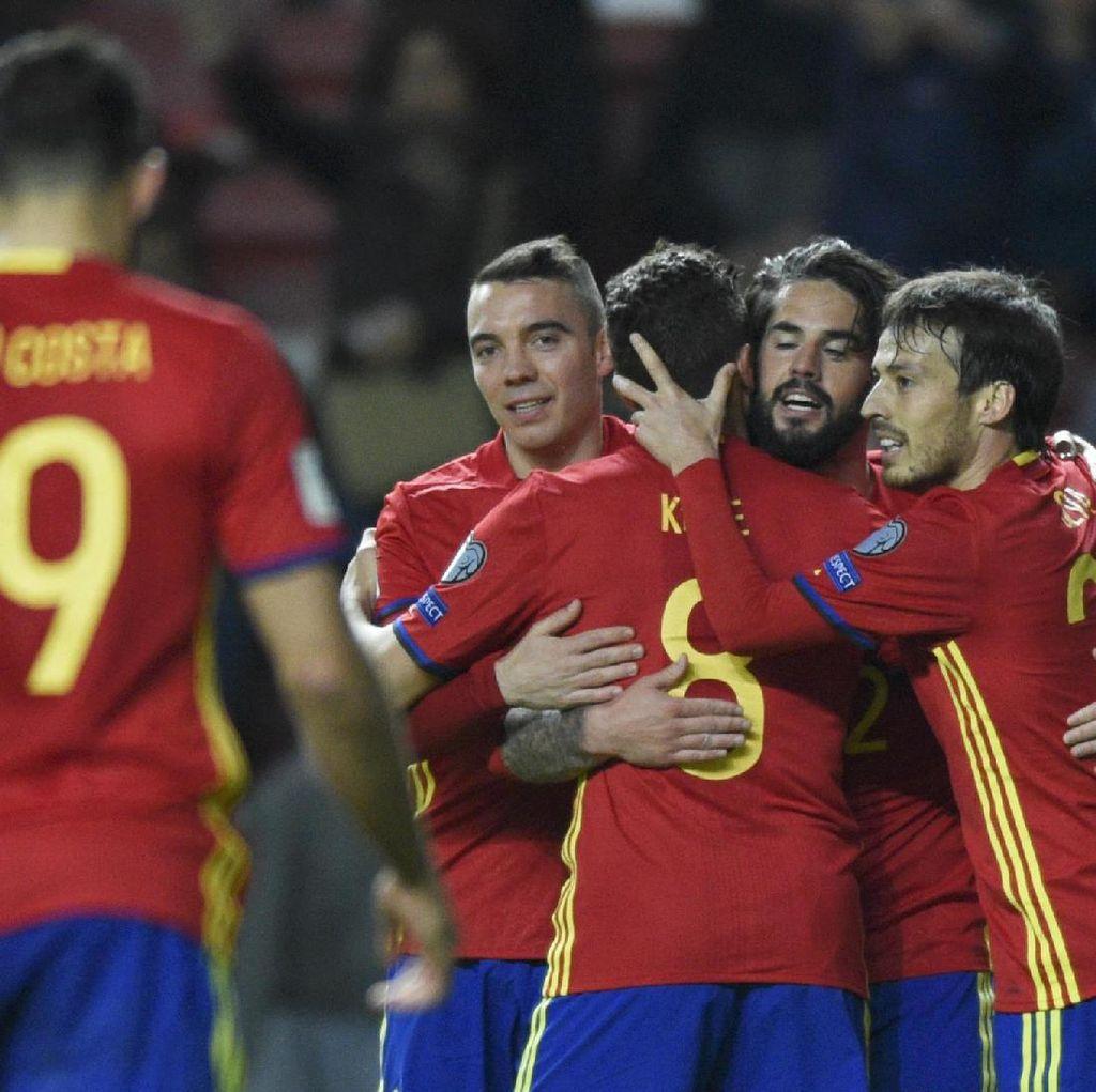 Tiga Poin yang Penting untuk Spanyol