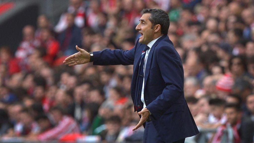 Barcelona Bantah Coba Dekati Pelatih Athletic Bilbao