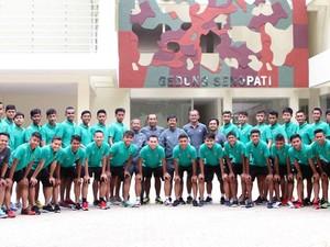 Indra Sjafri Ingin Timnas U-19 Bisa Eksis dalam Turnamen di Prancis