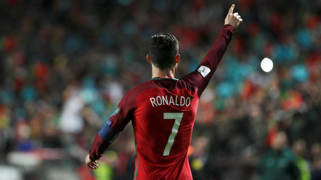 Ronaldo Kini Tunggu Laga Istimewa di Madeira