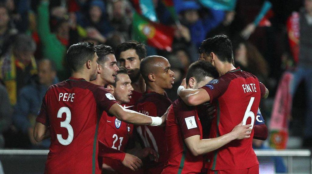 Baru Separuh Jalan, Portugal Masih Punya Lima Final Lagi