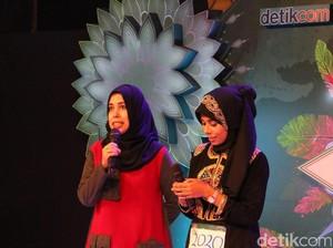 3 Momen Haru Ibu - Anak di Sunsilk Hijab Hunt 2017 Surabaya