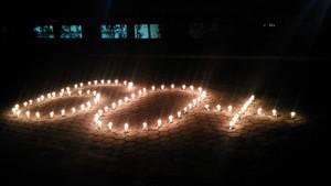 Beda, Aksi Peringati Earth Hour dengan Berlari