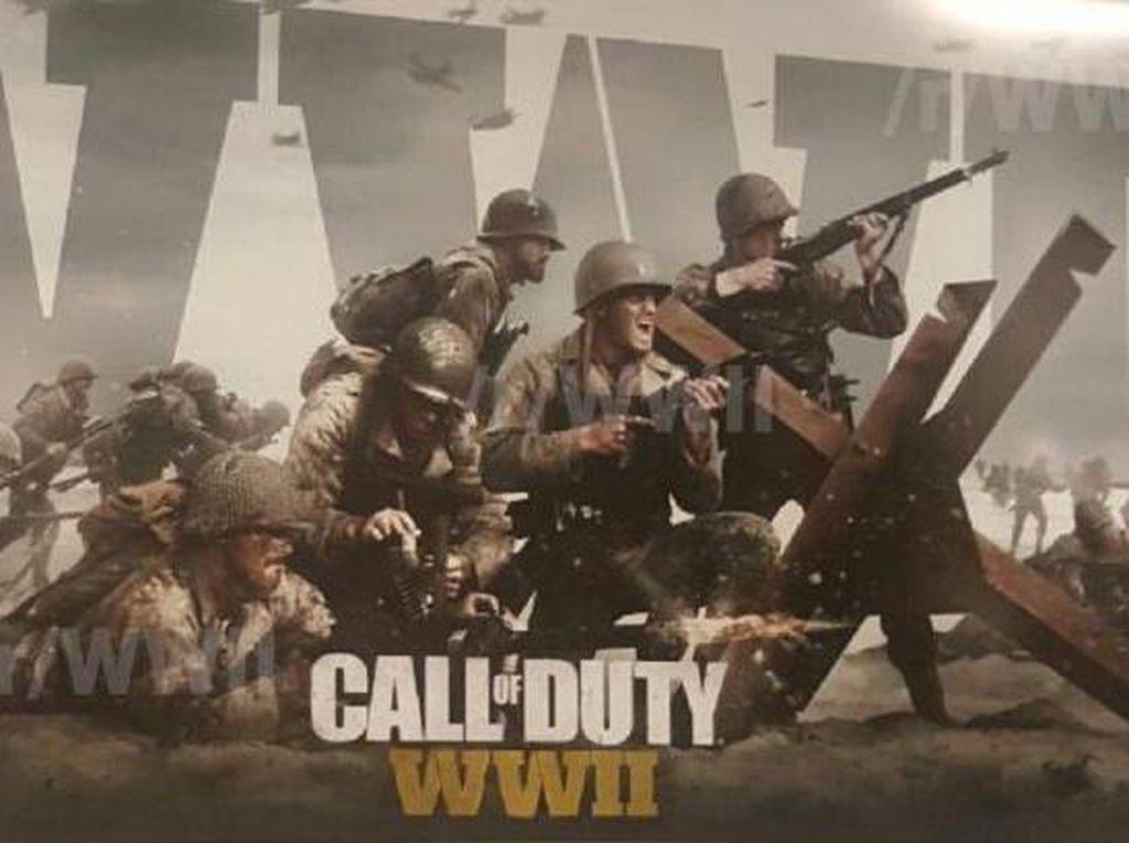 Memecah Kode Spotify Tersembunyi di Call of Duty: WWII