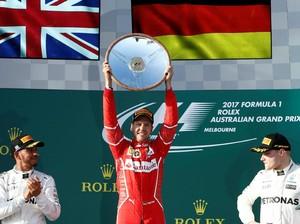 Sebuah Hari Indah buat Vettel