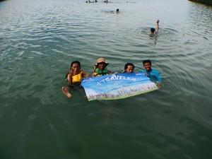Setelah Tukik, Yuk Berenang Bareng Ubur-ubur di Danau Pulau Kakaban