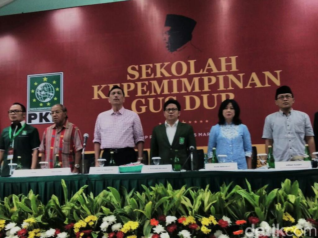 PKB Bikin Sekolah Kepemimpinan, Peserta Diminta Teladani Gus Dur