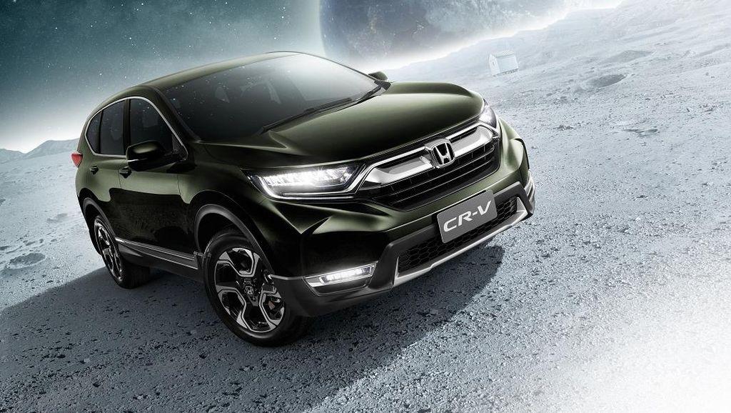 Honda CR-V Terbaru Meluncur di Thailand, Harga Mulai Rp 538 Jutaan