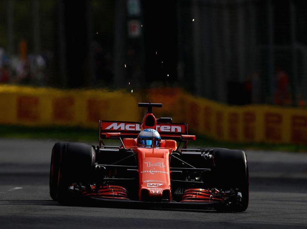 Penilaian Negatif Alonso terhadap Jet Darat Timnya Sendiri