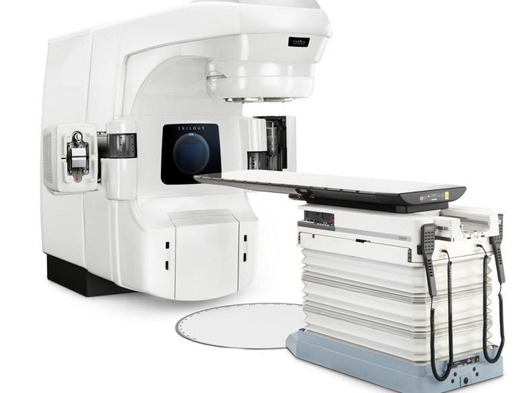 Radioterapi Minimalkan Efek Samping pada Penanganan Kanker