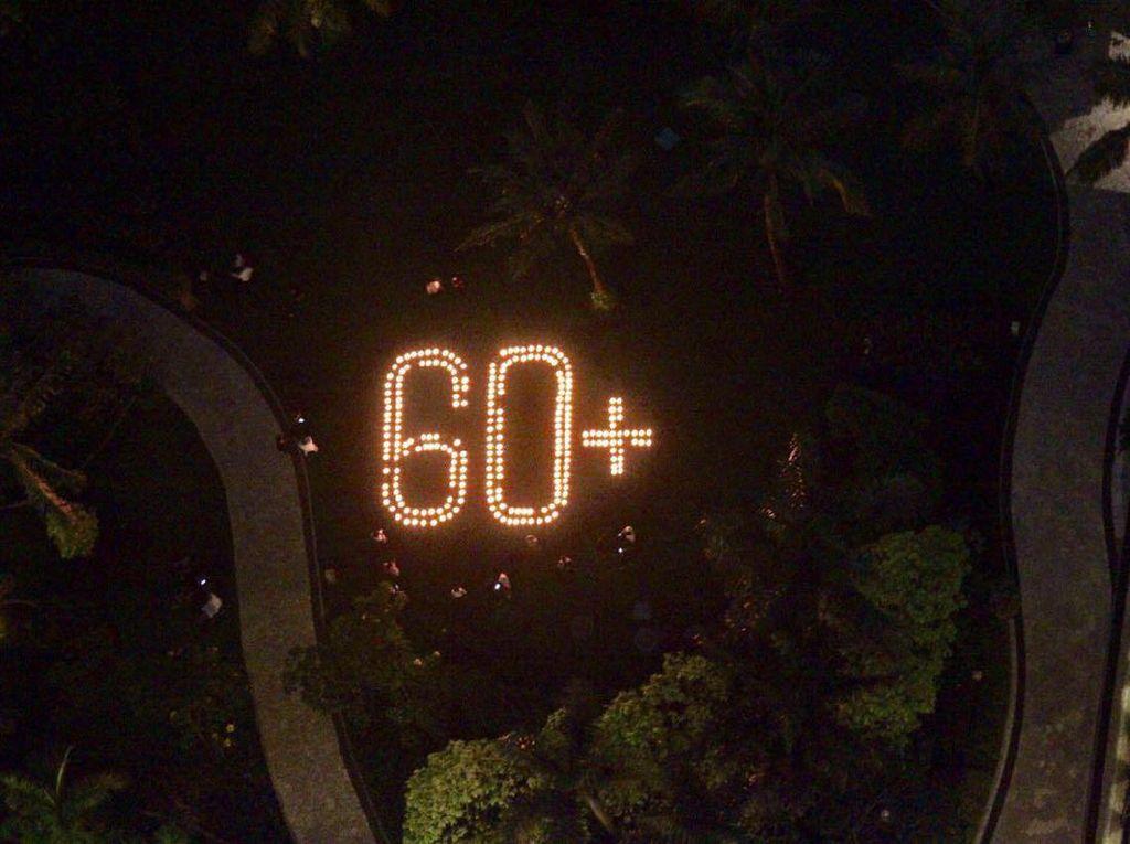 Kampanye Earth Hour, Anies Minta Gedung Pemprov Padamkan Lampu
