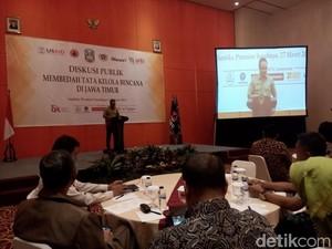 Jawa Timur Masih Berpotensi Banjir, Longsor dan Puting Beliung