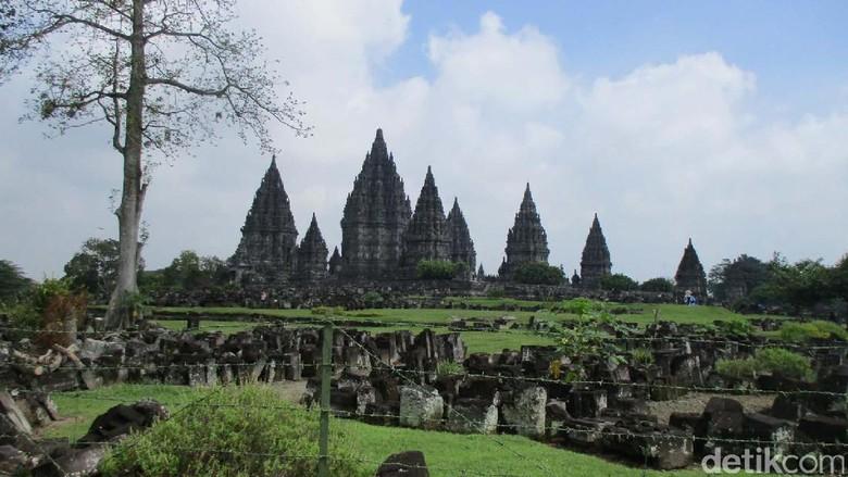 Foto: Candi Prambanan (Bagus Kurniawan/detikcom)