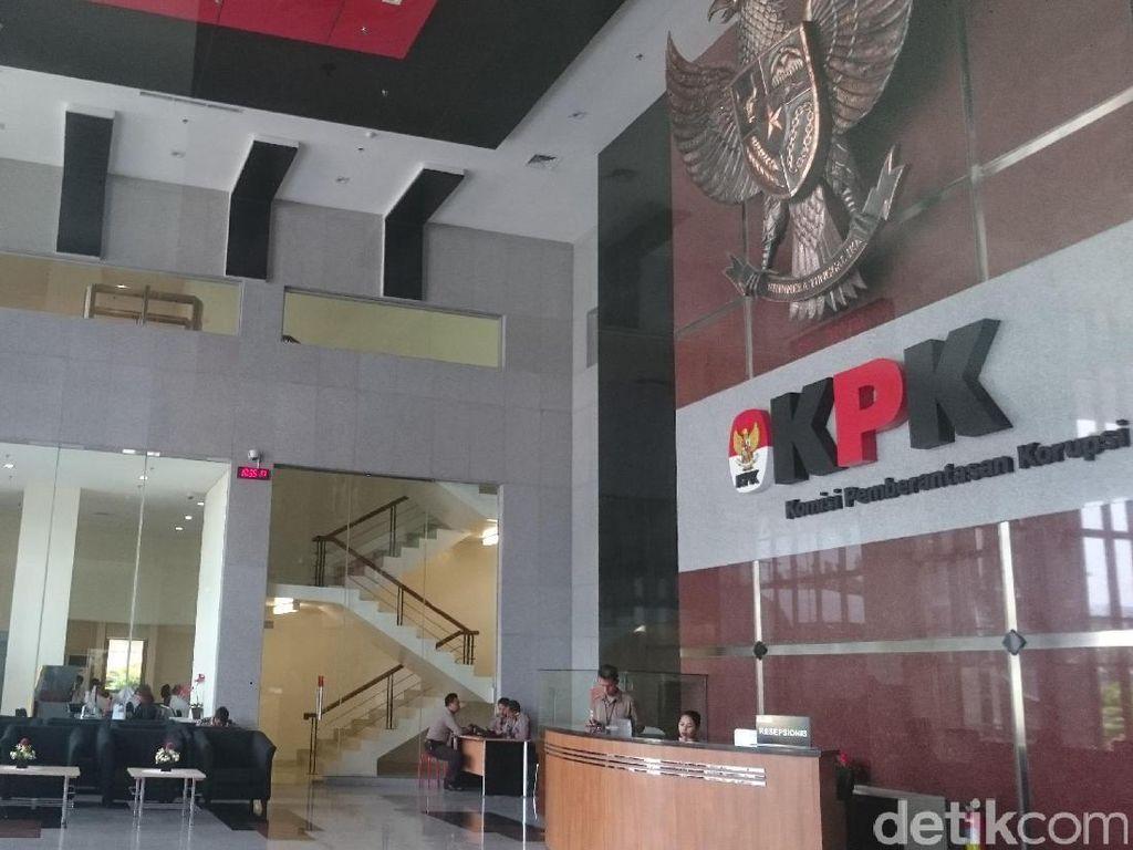 4 Tersangka Kasus Suap DPRD Lampung Tengah Segera Disidang