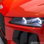 Mobil Bermata Laser Tak Jadi Diproduksi Audi