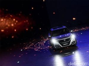 SUV Mewah Honda