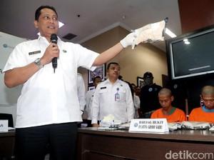 BNN Tangkap Sindikat Sabu Jaringan Malaysia