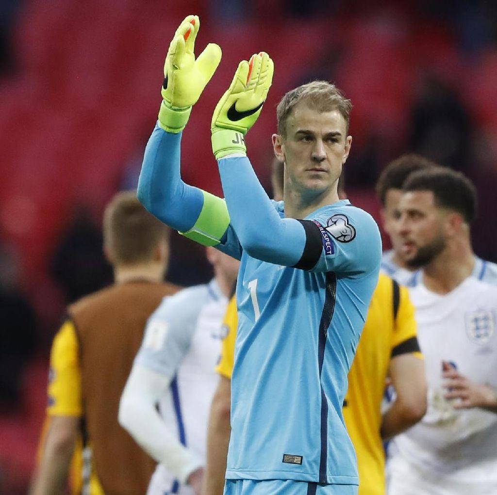 Inggris Akan Lebih Senang Andai Bisa Cetak Enam Gol