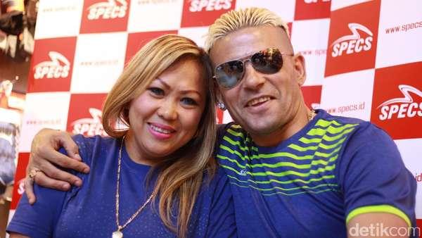 Rahasia Dapur Eva untuk Kebugaran Cristian Gonzales