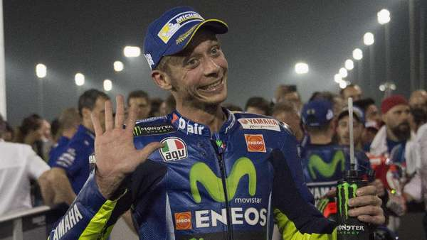 Rossi: Podium Ini untuk yang Bilang Aku Sudah Tua