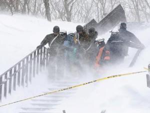 Terjebak Salju Longsor, 8 Pelajar Jepang Dikhawatirkan Tewas