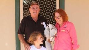 Kisah Rowie Si Tukang Pos Tua di Pedalaman Australia