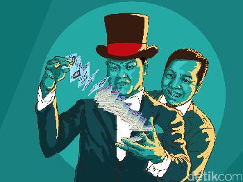 Dolar Andi Narogong Mengalir sampai Jauh