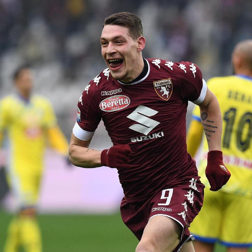 Belotti Janji Akan Bertahan di Torino Musim Depan