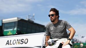 Ini Alasan McLaren Izinkan Alonso Absen di GP Monako