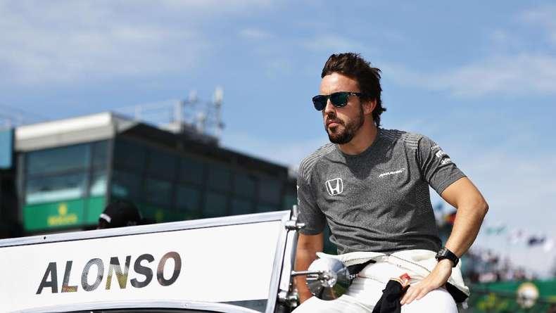 Alonso Disebut Bisa Saja Tinggalkan McLaren Sebelum Musim Ini Berakhir
