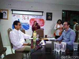 Sandiaga: Kami Fokus di DKI, Tak Tertarik Politik Nasional