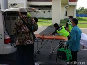 Jamaah Umroh asal Gresik Meninggal saat Tiba di Bandara Juanda