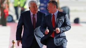 Pemimpin Negara Arab Bertemu di Yordania Bahas Isu Palestina