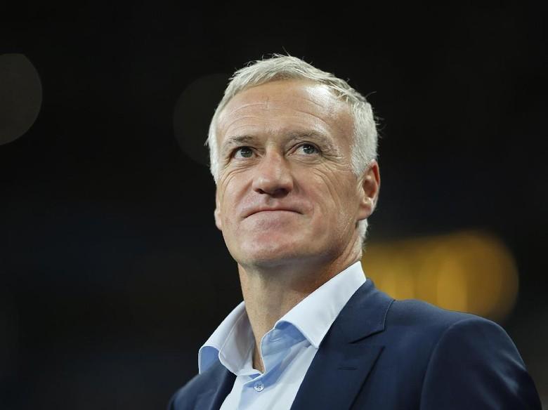 Prancis Kian Percaya Diri Raih Tiket ke Piala Dunia
