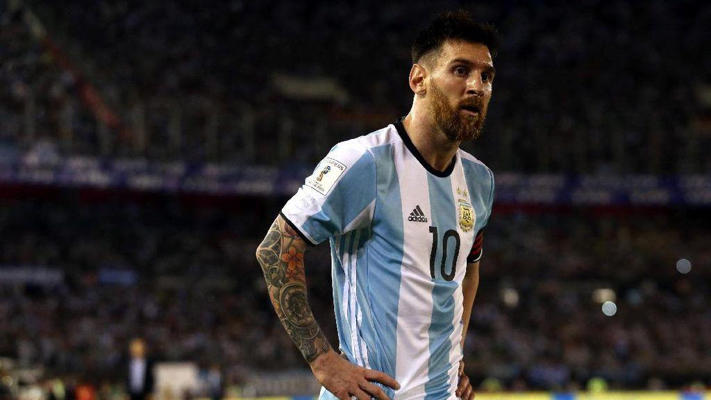 Hukuman untuk Messi Dinilai Tak Masuk Akal dan Berlebihan