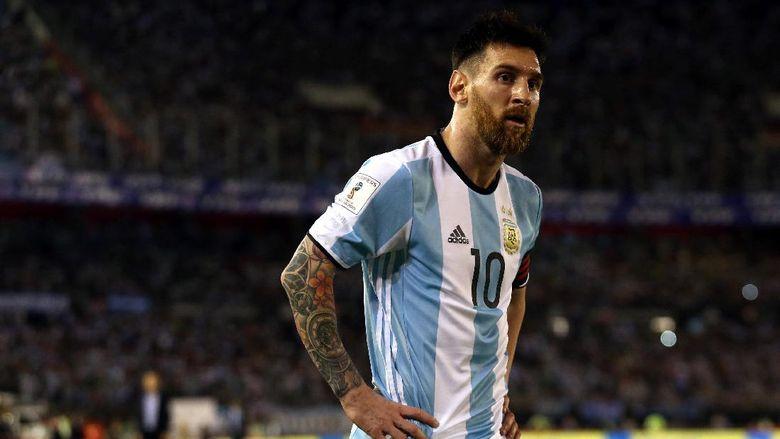 Sanksi Berat Bagi Messi