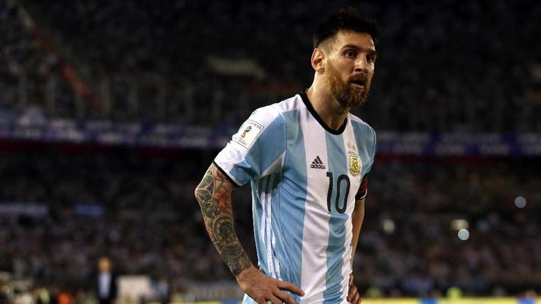 Soal Hukuman untuk Messi, Maradona Akan Bicara kepada Presiden FIFA