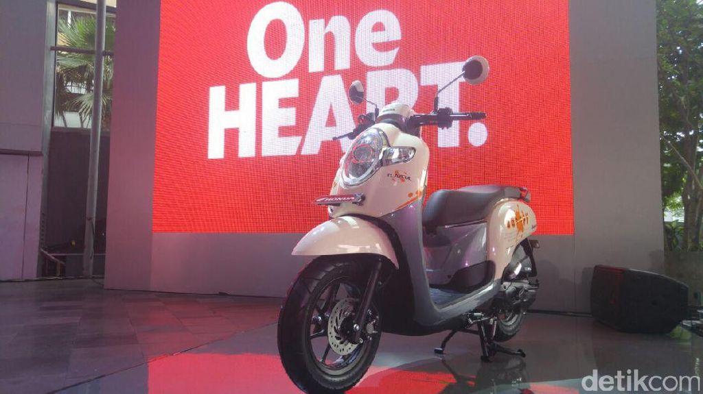 Dijual Rp 17,8 Juta, Ini Profil Honda Scoopy Anyar