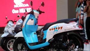 Honda: Scoopy Thailand dan Indonesia Beda