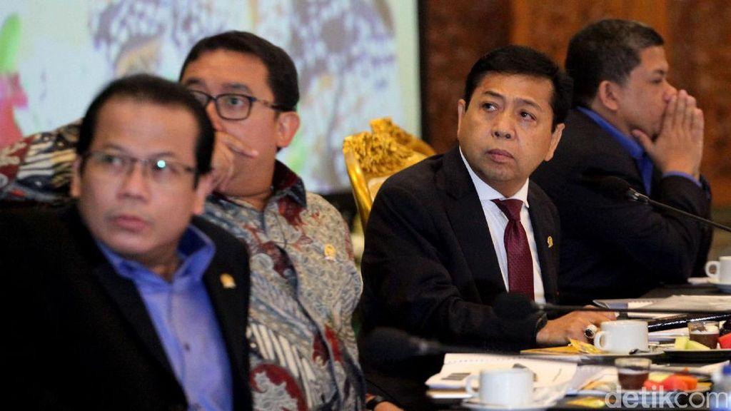 DPR Gelar Rapat Konsultasi Bersama Sejumlah Menteri