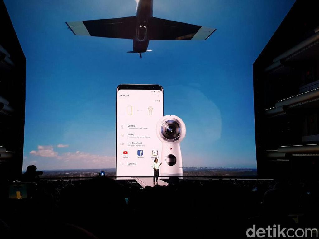 Samsung Perkaya Konten dengan Kontroler Gear VR Anyar