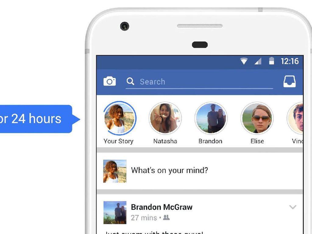 Facebook Stories Segera Sambangi Desktop