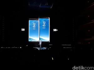 Inilah Galaxy S8 dan S8 Plus!
