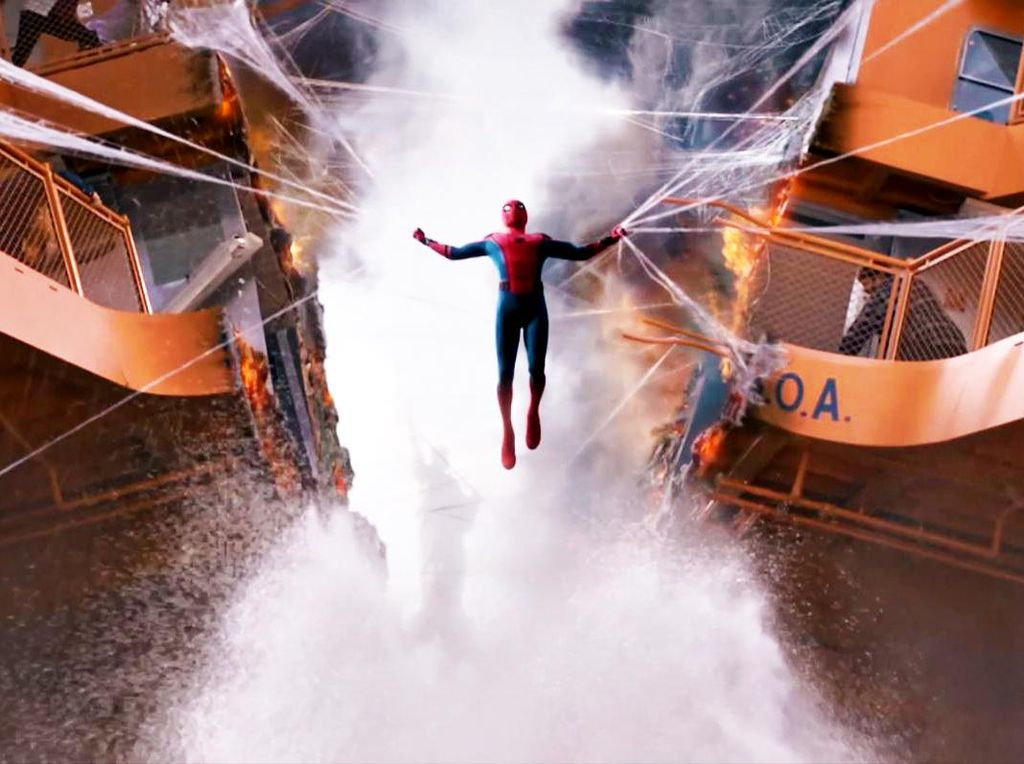 Syuting Spider-Man 3 Ditunda karena Wabah Corona