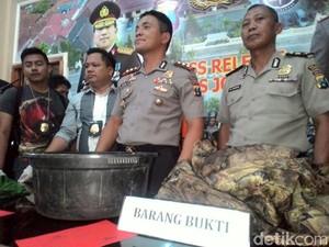 Ini Kronologi Pembunuhan Sadis Pedagang Sembako di Jombang